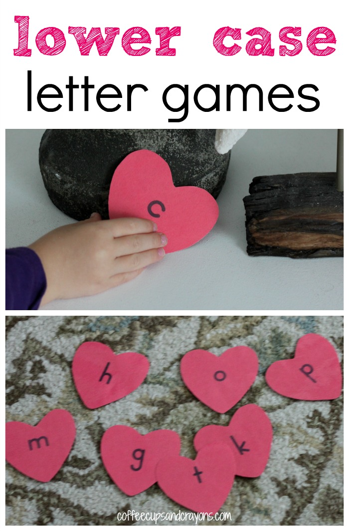 Fun Activities to Play and Learn with Letters!