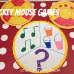 Mickey and Minnie Party Games