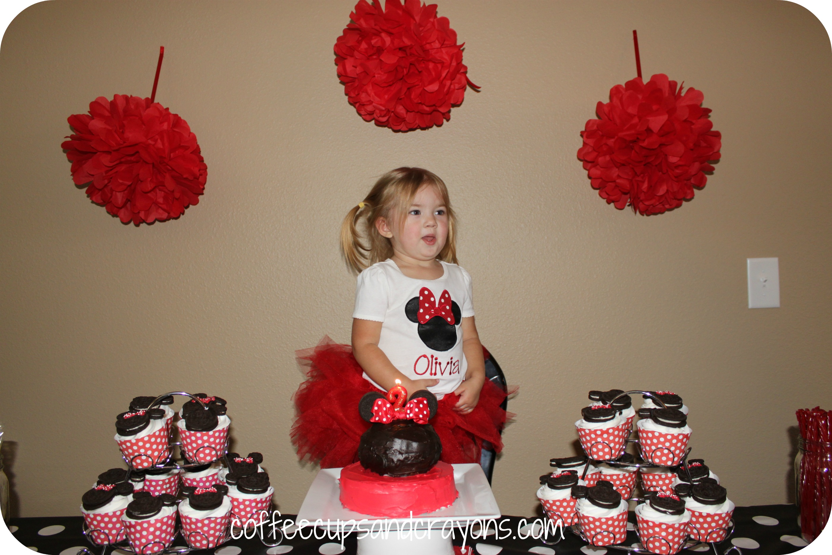 For Minnie And Mickey Party Ideas