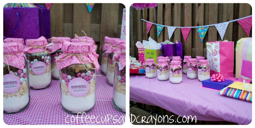 Cowgirl birthday party ideas coffee cups and crayons then filmwisefo