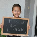 First Day of School: Photos and Emotions!