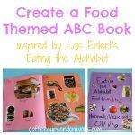 Create a Food Themed ABC Book
