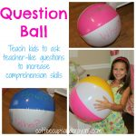 Practice Questioning with a Question Ball