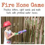 Fire Hose Fact Practice Game