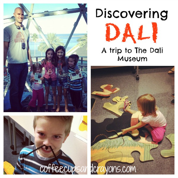 Trip to the Dali Museum in St. Petersburg, FL