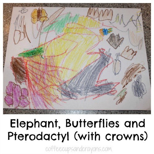 Kids Art Activities in the Style of the Great Artists