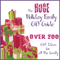 Huge Holiday Family Gift Guide