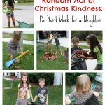 Random Act of Christmas Kindness: Help a Neighbor