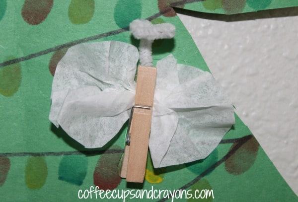 Mini-Ornament Angel Kids Craft