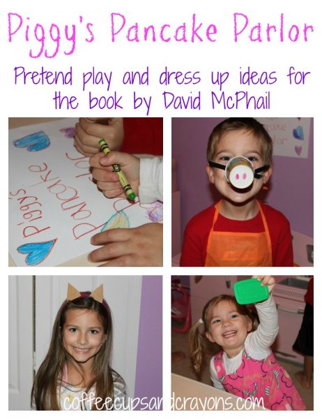 Pig Book Activities for Children and the Virtual Book Club for Kids