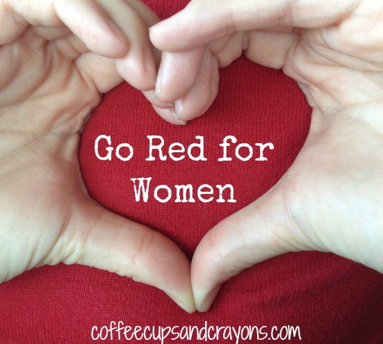 Go Red for Women Red Activities and Awareness Blog Hop