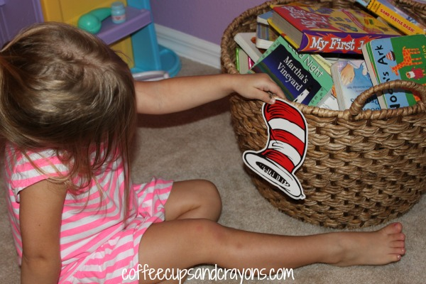 Dr. Seuss Measurement Activity
