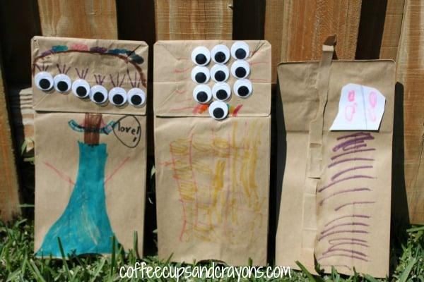 Gruffalo Book Activity for Kids