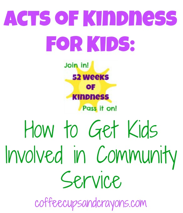 How to Get Kids Involved in Community Service