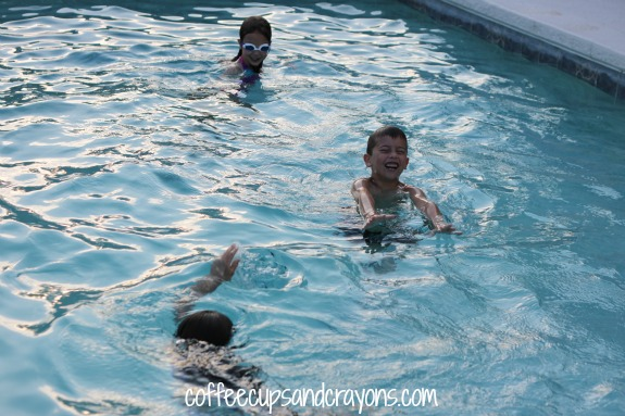 How to Play Marco Polo...super fun pool party or any day game for kids!