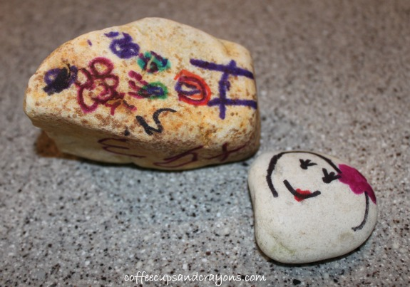 Make Pet Rocks
