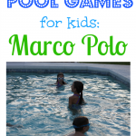 Pool Party Games: Marco Polo