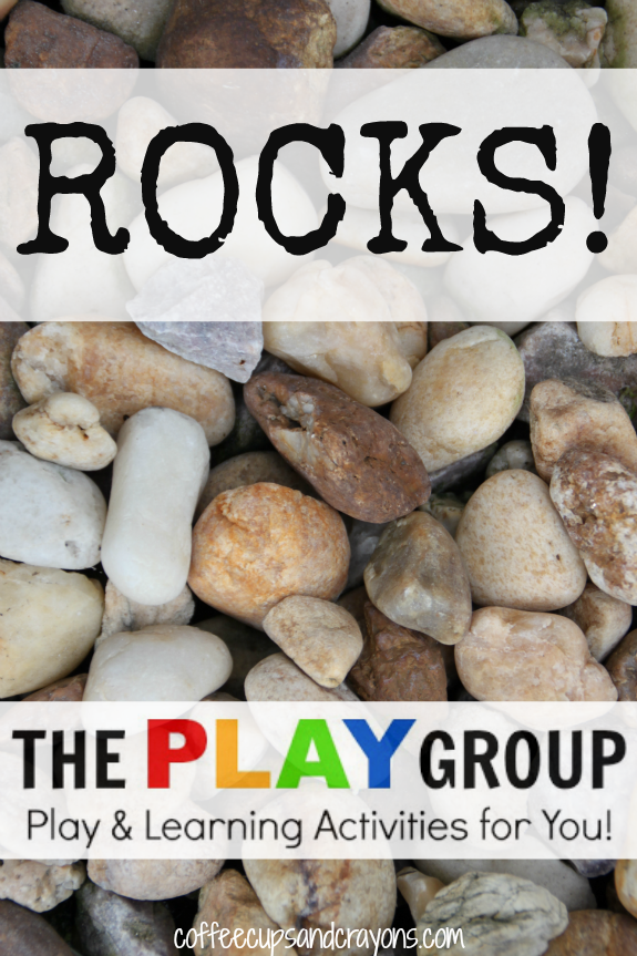 18 Rock Themed Activities for Kids_ Learn, play, and create with rocks. Rocks rock!