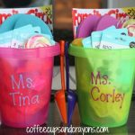 Teacher Appreciation Gift: Summer Relaxation Bucket