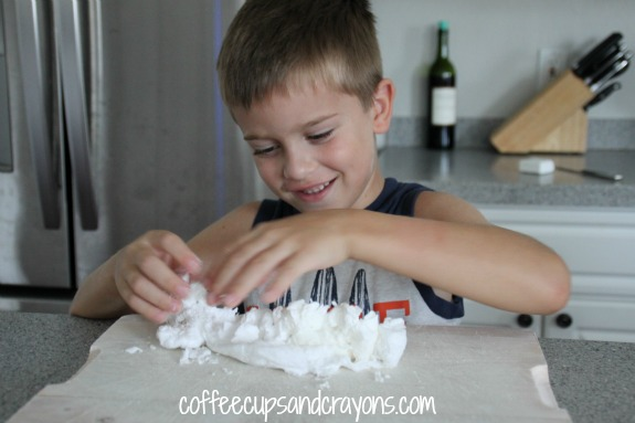 Ivory Soap Explosion Experiment and Activity