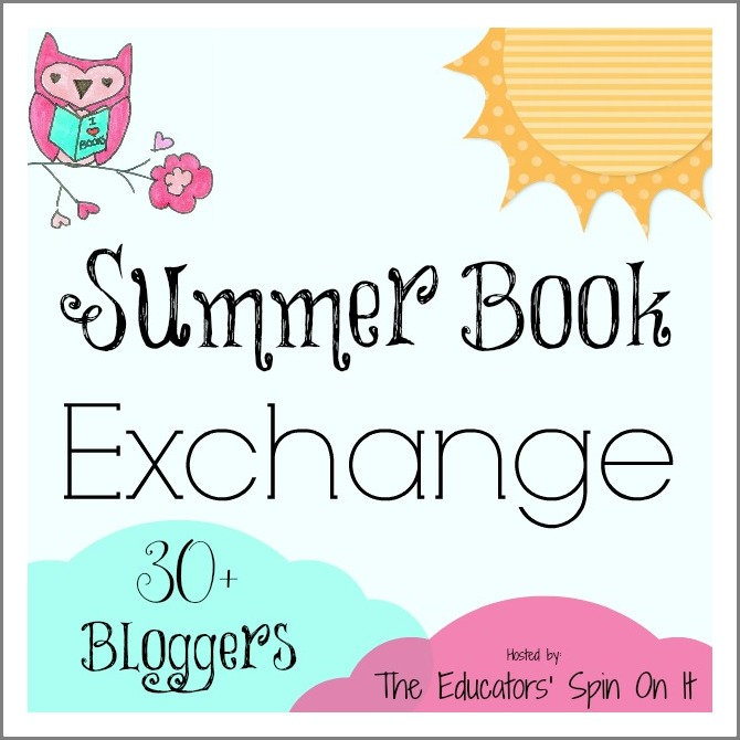 Summer Book Exchange with 30 + bloggers!