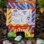Kids Nature Craft: Rock People and Pets