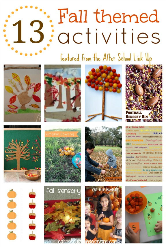 13 Super Fun Fall Activities for Kids!