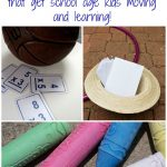 Kinesthetic Math Games for Kids