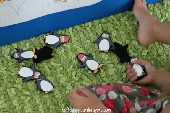 Preschool Numbers Math Activity