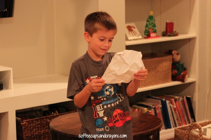 FUN way to practice sight words!  Have a snowball fight!