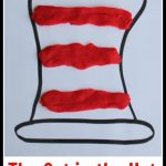 Cat in the Hat Math Play Dough Mat