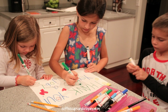 Make a Sign to Thank Your Community Helpers!