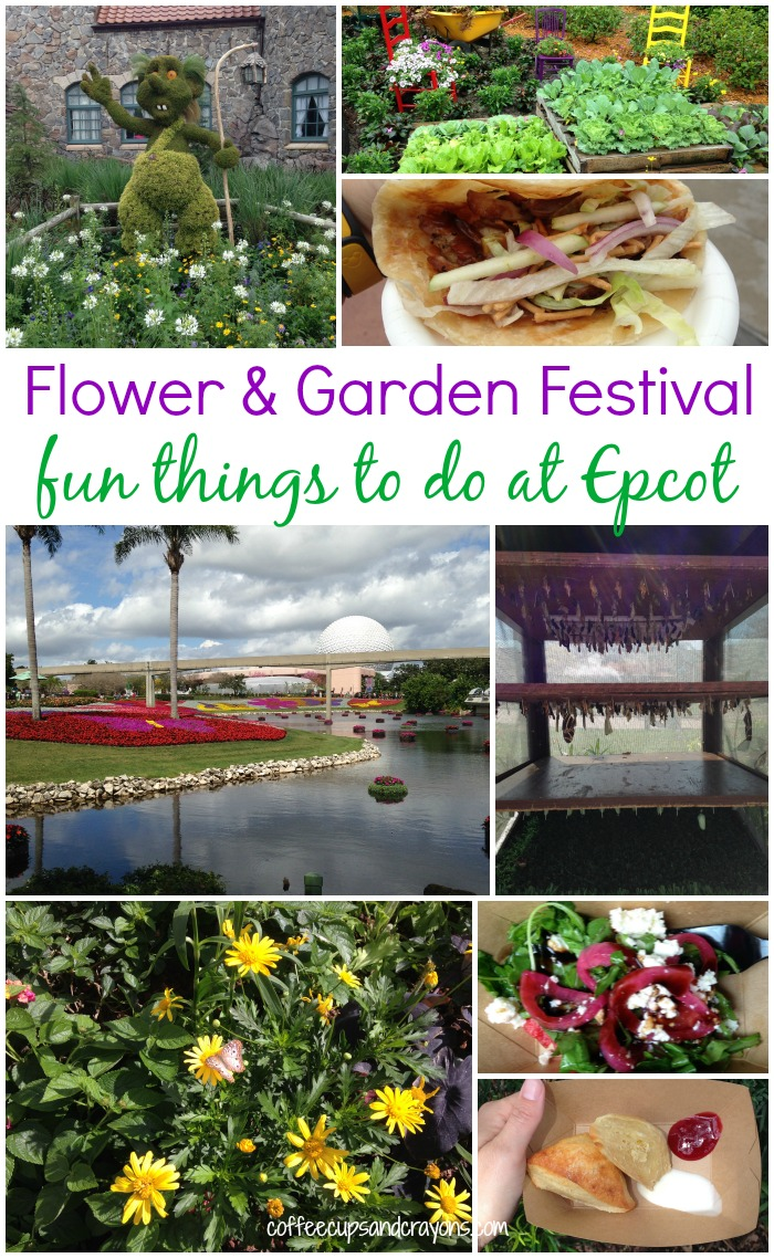 Flower and Garden Festival Must Dos!