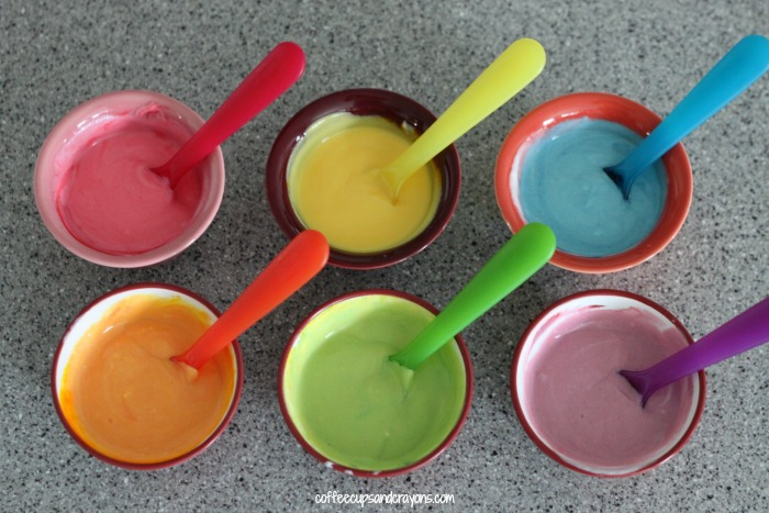 How to Make Rainbow Pops!