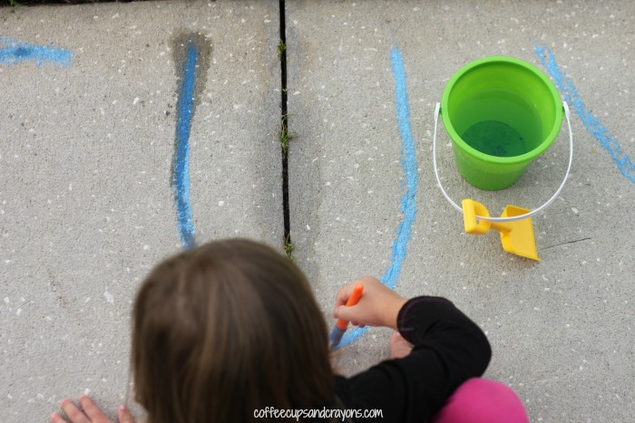 FUN way to practice writing letters!