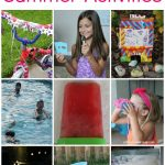 10 Old School Summer Activities for Kids