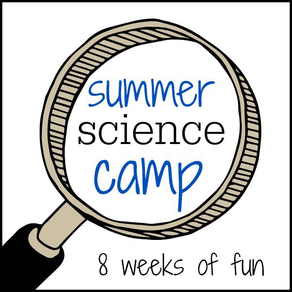 summer science camp blue 8 weeks