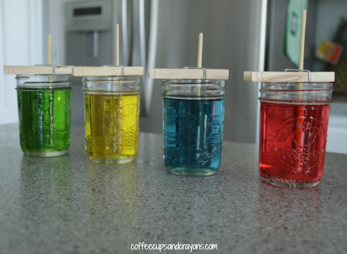 Rocky Candy Science Experiment