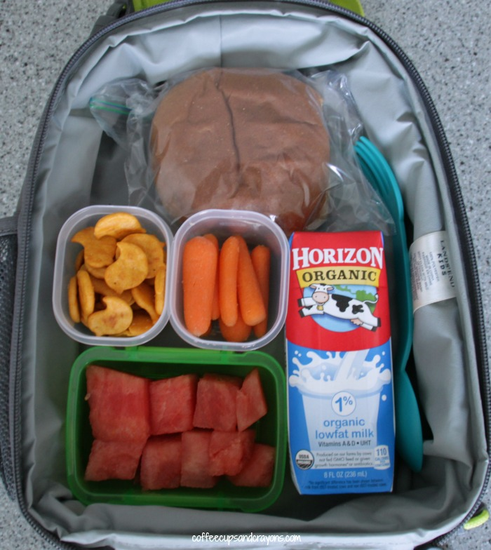 Teach Kids to Pack Healthy Lunches! {Free Printable Checklist}