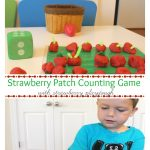 Strawberry Patch Counting Game
