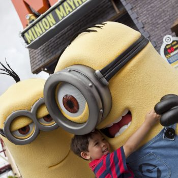 Best Universal Orlando Rides for Kids 5 to 8