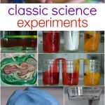 Classic Science Experiments for Kids