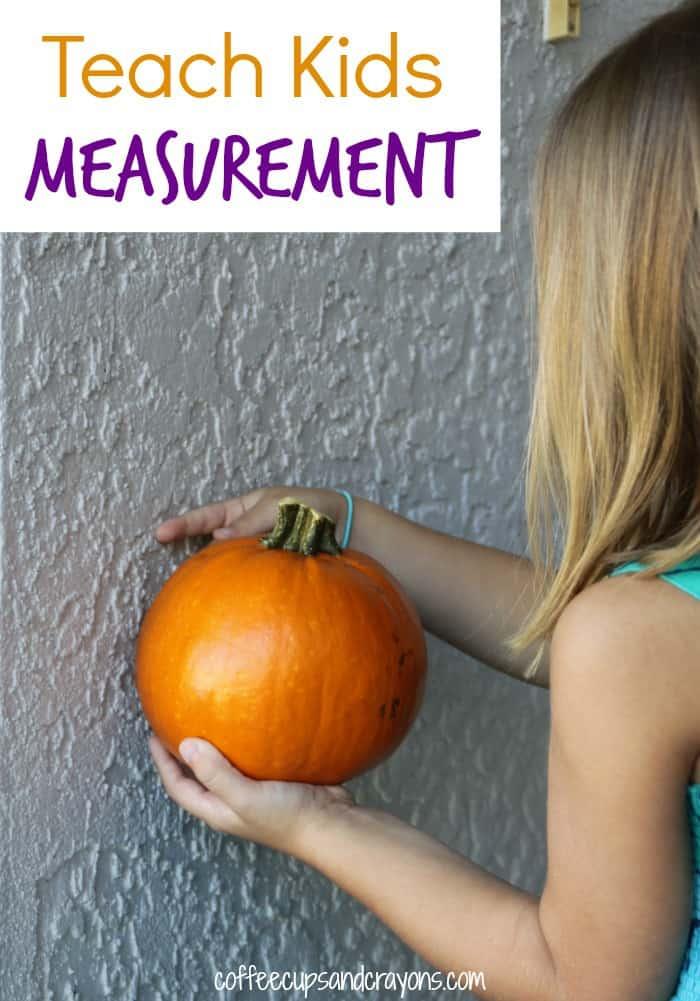 Fun Way to Teach Kids Measurement
