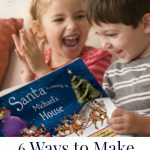 6 Ways to Make Story Time Special