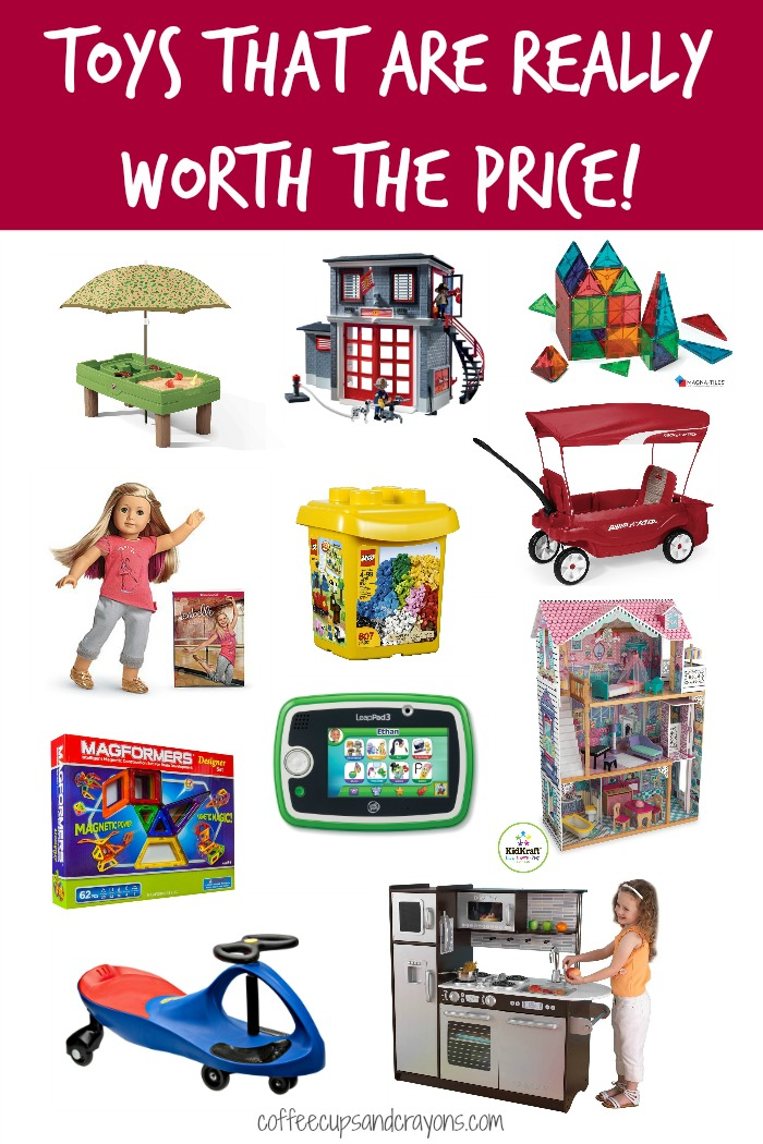Kids Toys that are REALLY Worth a Higher Price Tag! Chosen by parents!
