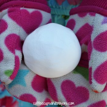 Super Bouncy Snowballs Recipe