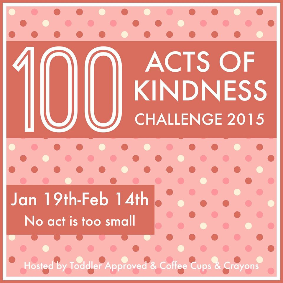 kindness project I feel your kindness project is a great way of helping out those in need and is just another reason it makes you one of my favourite companies to buy from for my.