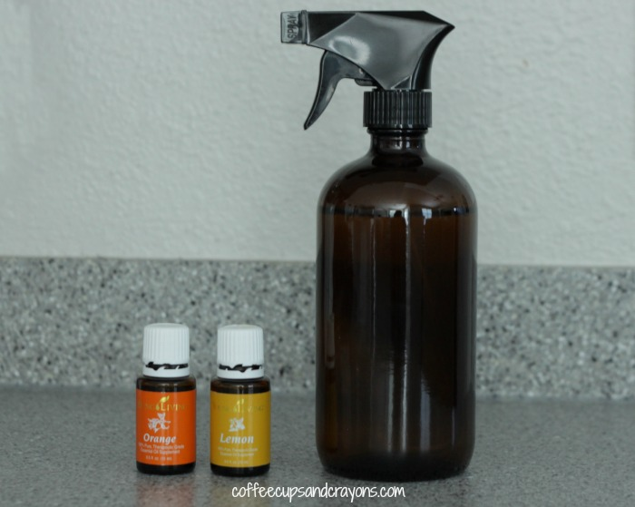 How to Make a Homemade Citrus All Purpose Spray!