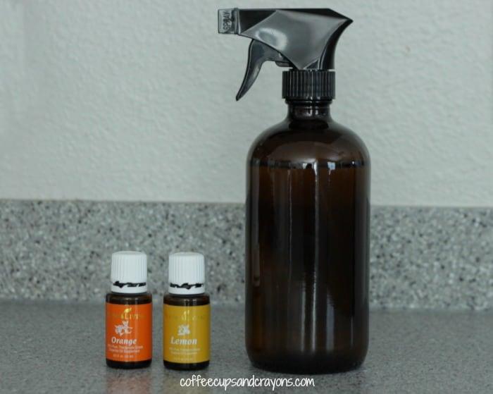 How to Make a Homemade Citrus All Purpose Spray!