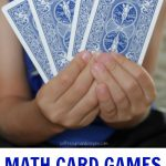 Simple Math Card Games for Kids